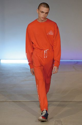 Gosha Rubchinskiy - Mens Spring 2015 Runway - Paris Menswear Fashion Week