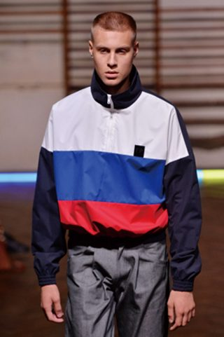 Gosha Rubchinskiy Spring/Summer 2016 - Paris Collection - Runway, Men
