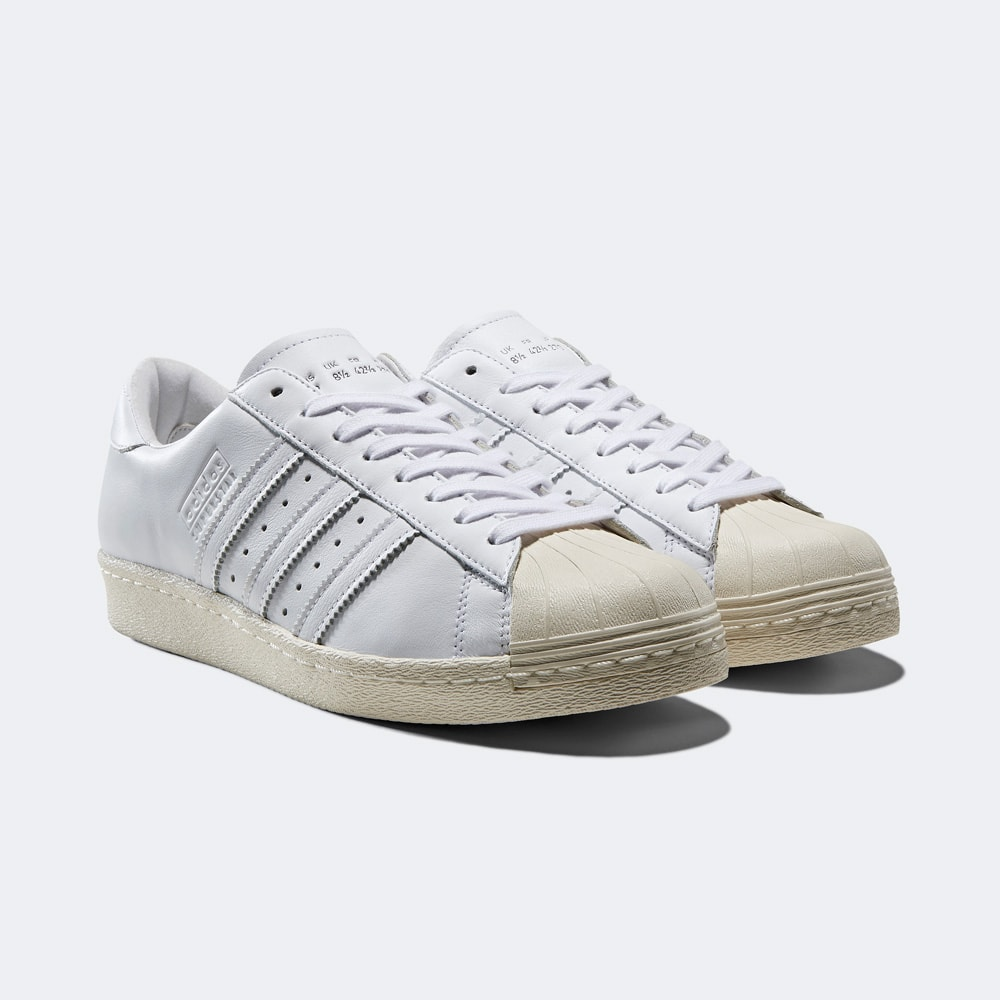 「SUPERSTAR 80s」 adidas originals