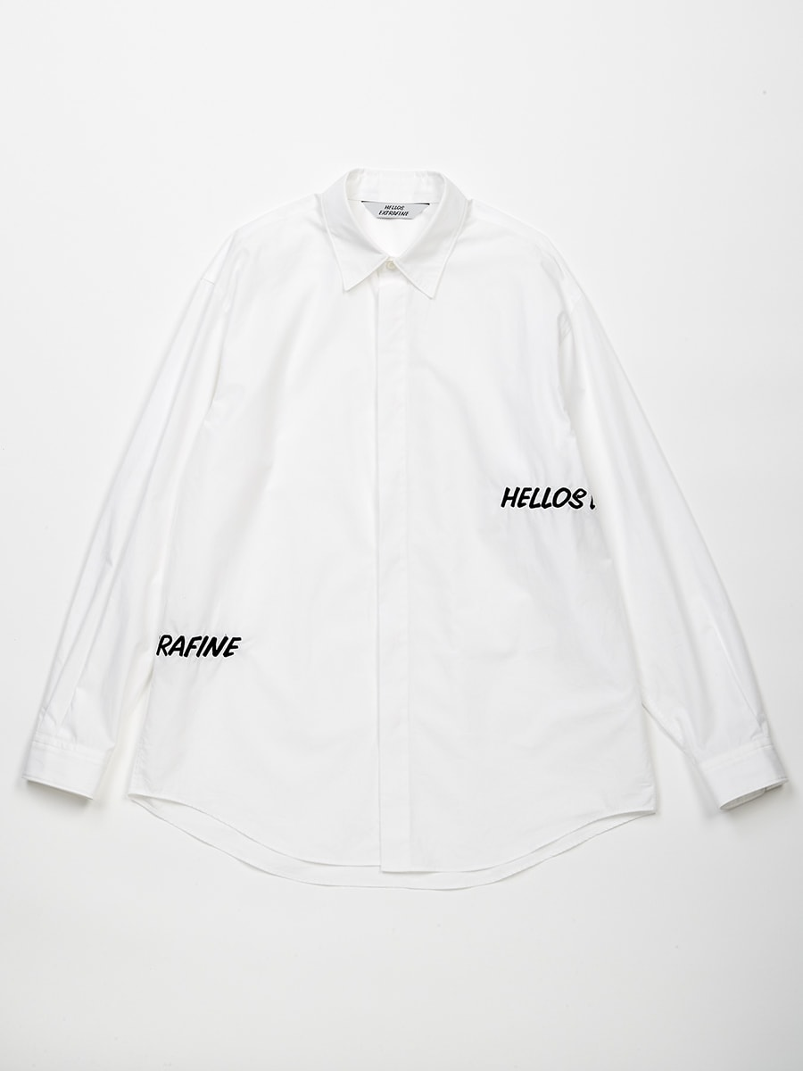 HELLOS EXTRAFINE SHIRTS|エム アイ ユー