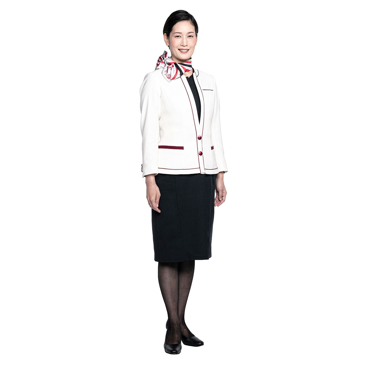 JAL 新制服