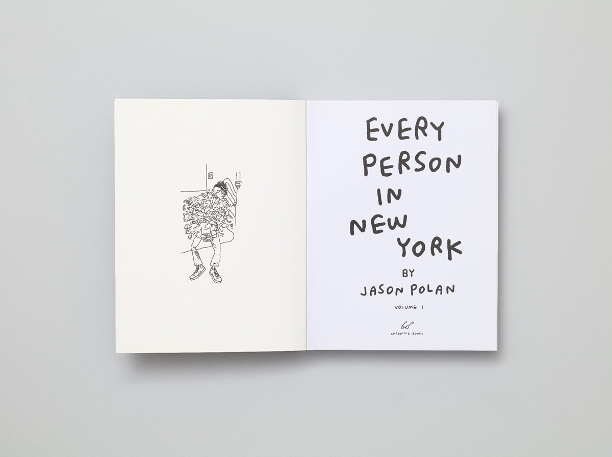 Every Person in New Yorkの中身