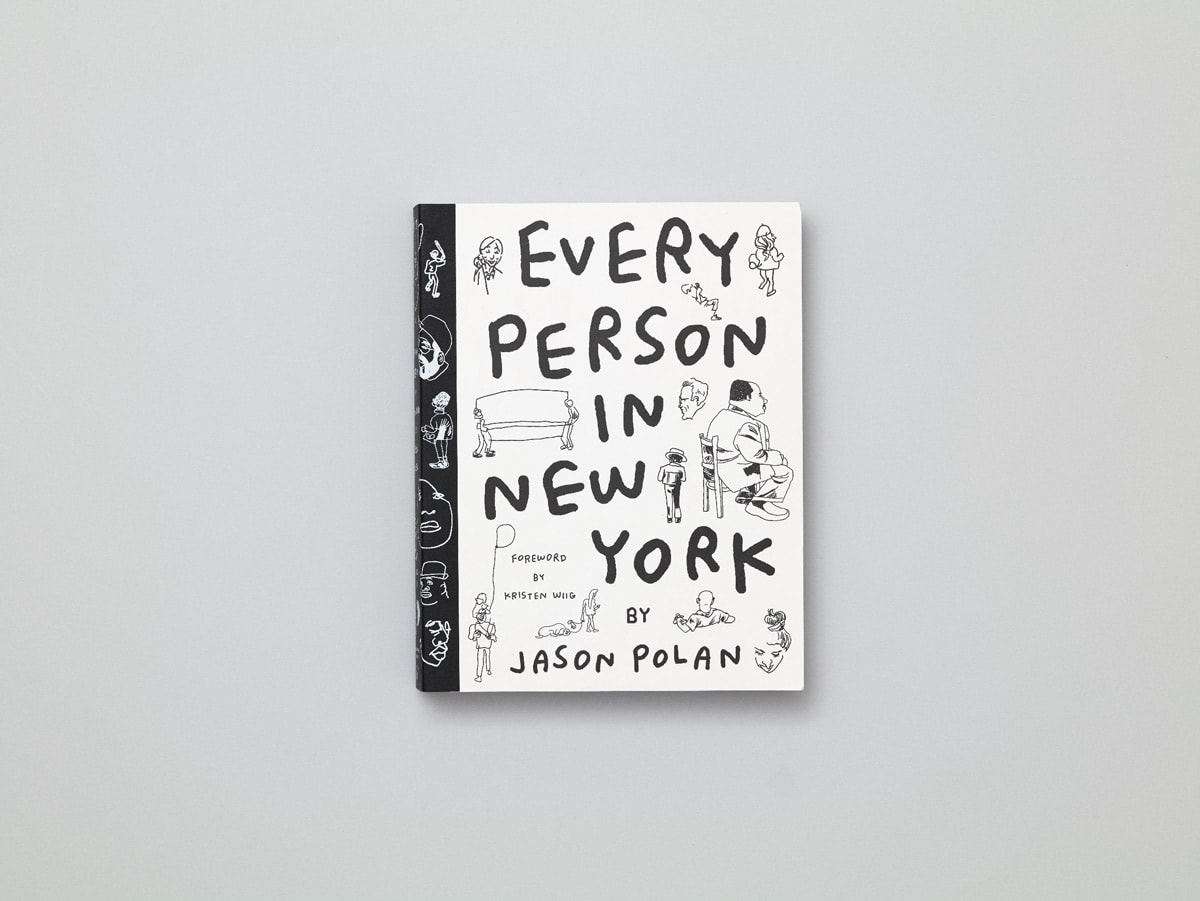Every Person in New Yorkの表紙