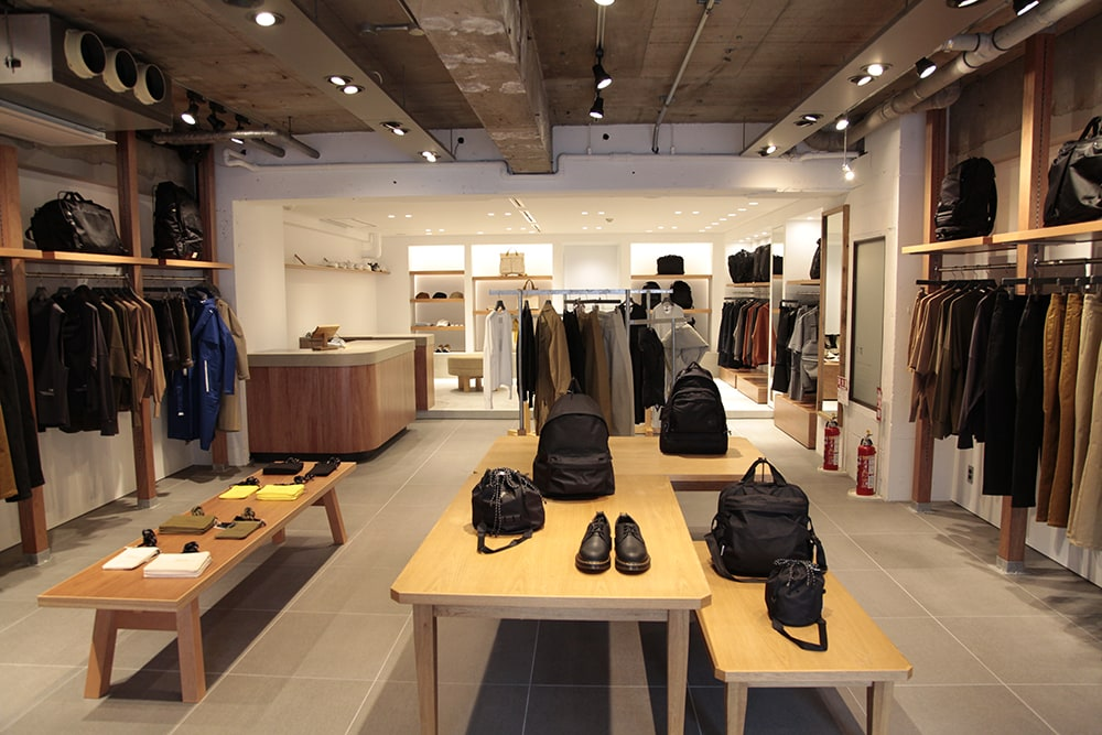 F/CE. Flagship Store Tokyo 代官山